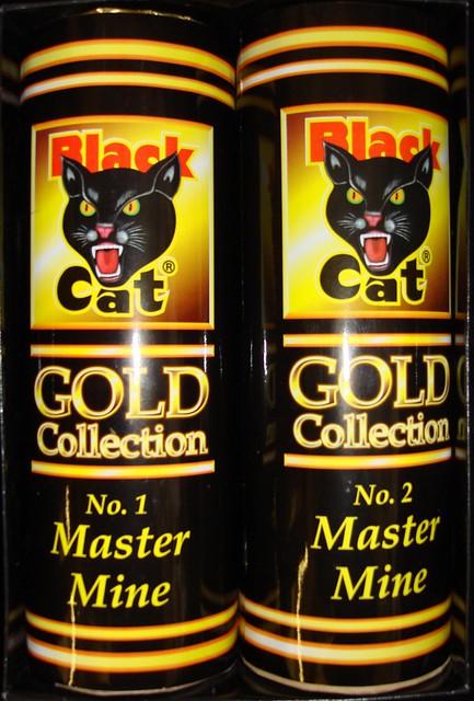 Black Cat - Master Mines