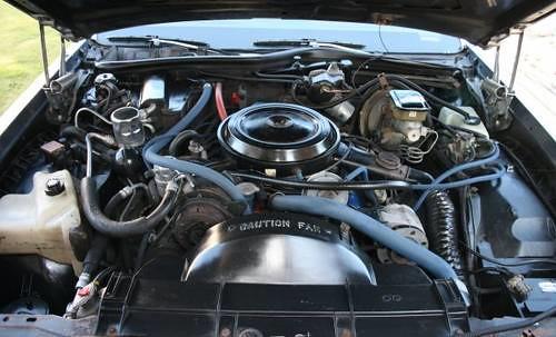 oldsmobile 98 regency 307 v8 1983 engine car and classic flickr photo