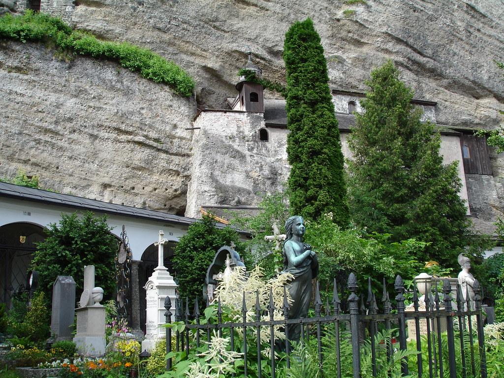 Cementerio San Pedro-Salzburgo