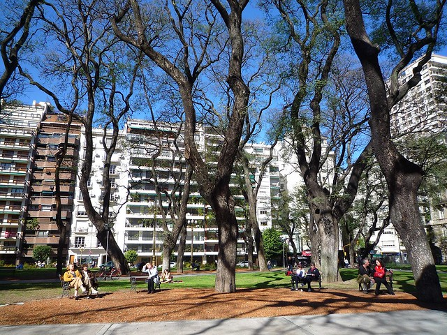 Plaza Vicente López