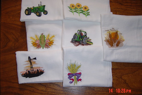 John Deere Applique Embroidery Design : John deere embroidery designs free patterns