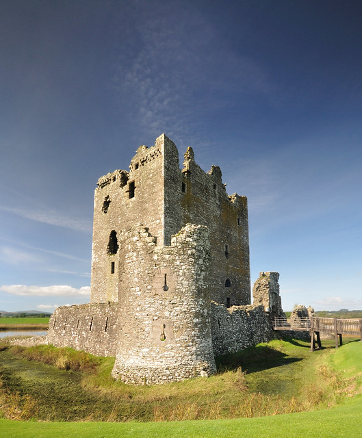 Threave Castle Ruins