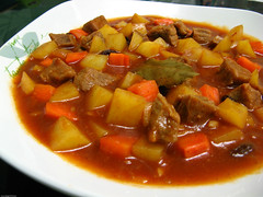 stew, curry, vegetable, meat, red curry, food, dish, soup, cuisine, goulash,