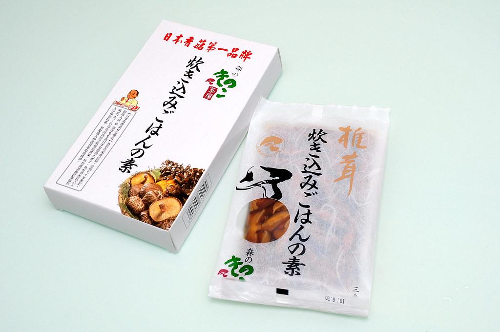 日本香菇飯佐料 (椎茸什錦料理)