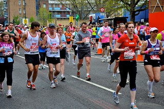 2010 25 April London Marathon