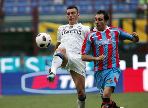 Calcio, Inter-Catania: precedenti in serie A$