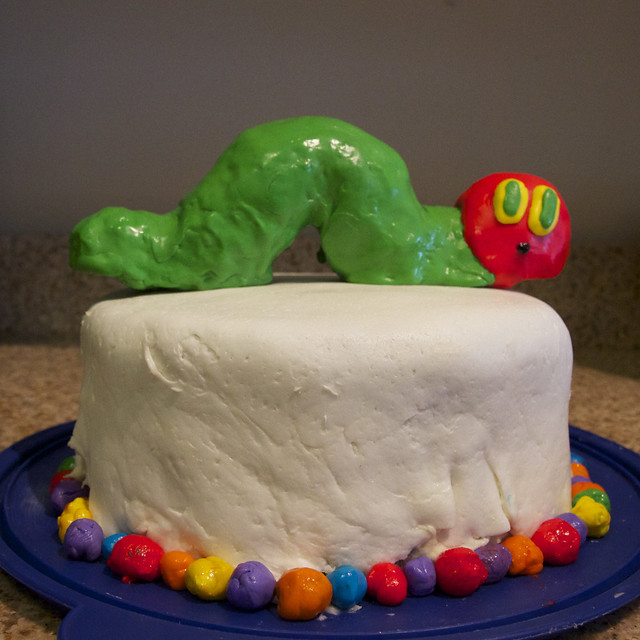 Hungry Caterpillar Cake Toppers Uk