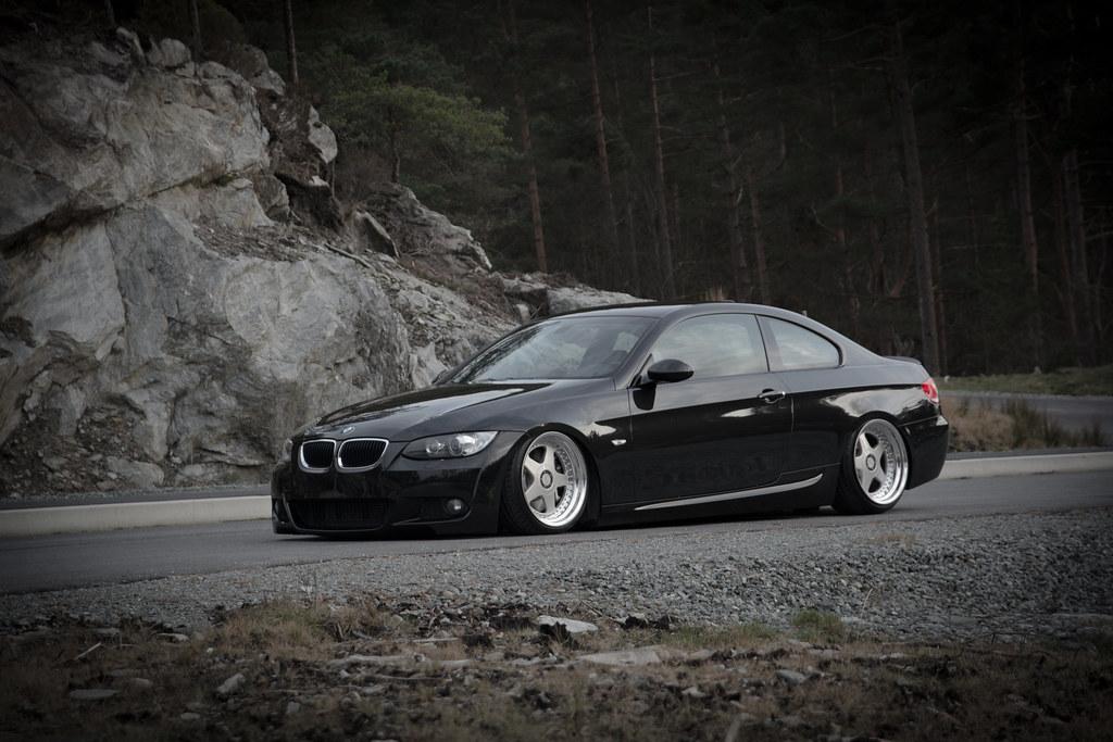 BMW E92 - OZ Futura - Air - Fitment