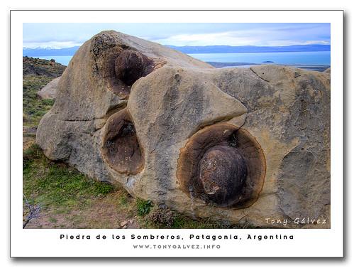 Piedra de los Sombreros, El Calafate