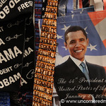 Obama Mementos, Inauguration - Washington DC, USA