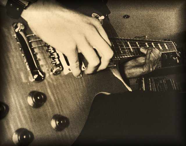 Photo:Guitar solo By Timitrius