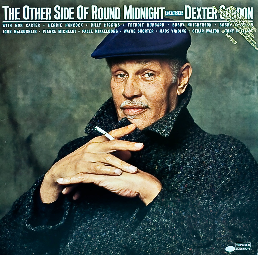 The other side of round midnight featuring dexter gordon flickr