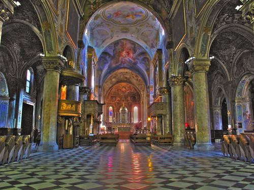 HDR TEST - Duomo Monza