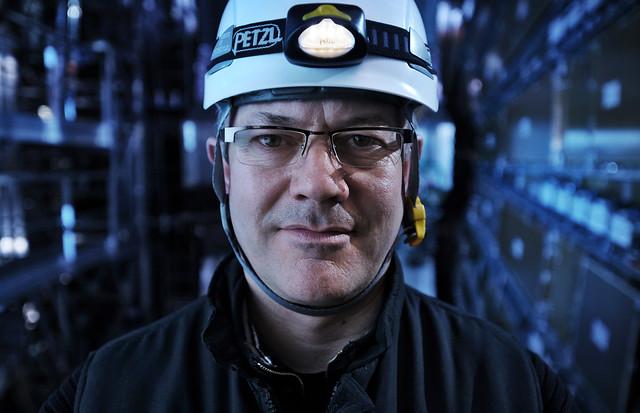 Xavier - Atlas Experiment, CERN LHC