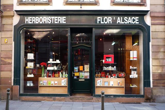 Strasbourg, dev... Herboristerie