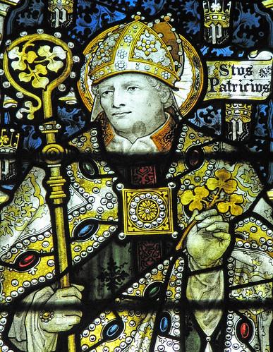 St Patrick (Kempe)
