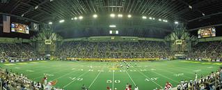 NDSU Football at Dome