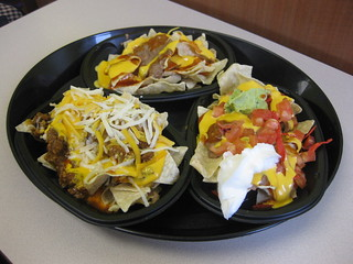 Value Menu Nachos from Taco Bell