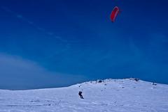 Extreme Ski at Vitosha Mountain
