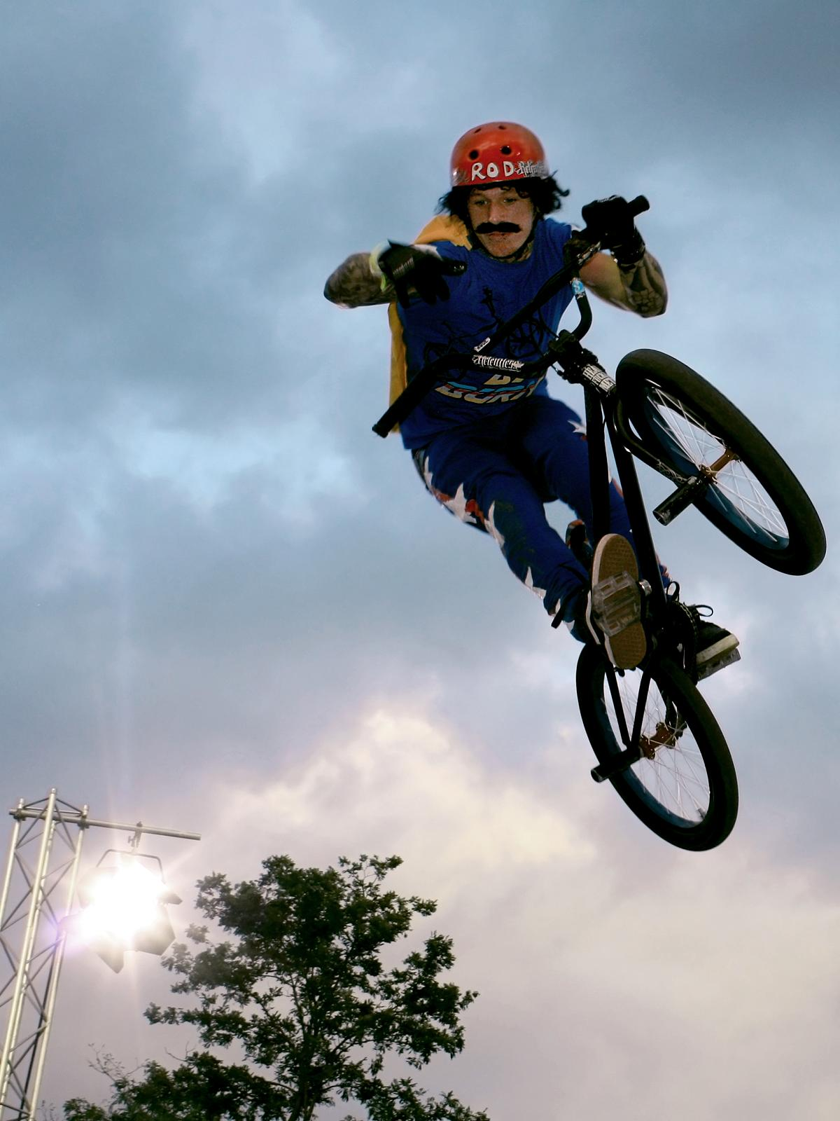 The Sports Archives Blog - The Sports Archives - How To Become A BMXer!