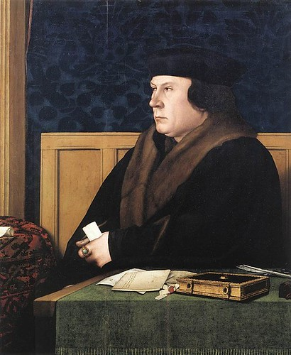 Thomas Cromwell, chancellor of Henry VIII