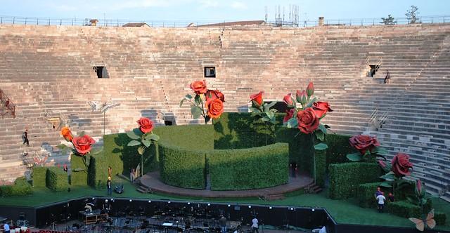 italian music festivals arena di verona