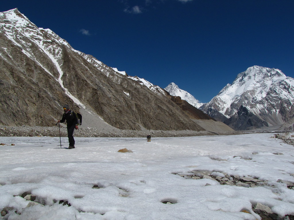 Vigne Glacier-K2-Gondogoro La Trek-Pakistan height=768