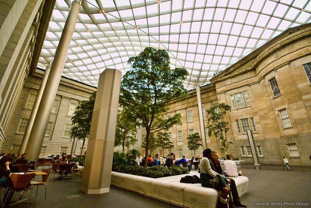 National protrait museum visit in washington