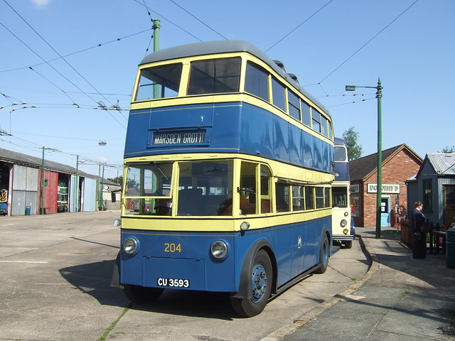 South Shields Trolleybus System