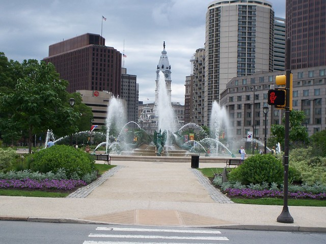 logan square fountain