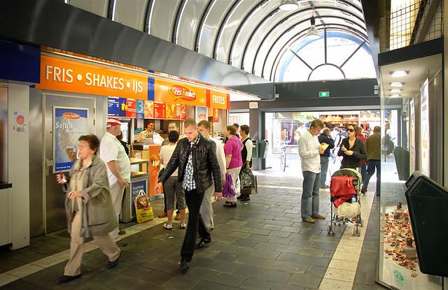 Houtmarktpassage 2 Breda