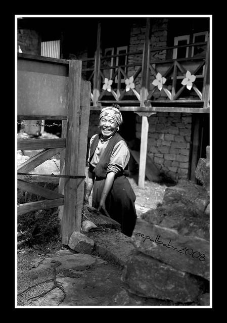 Sorrisi nepalesi 2 (Melamchigaon - Nepal)