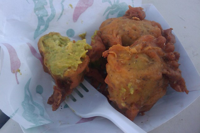 Deep Fried Guacamole at the Texas State Fair | Flickr - Photo Sharing!