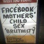 Facebook Mothers' Child Sex 'Brutality'