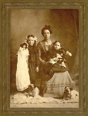 Family Portrait 1890s