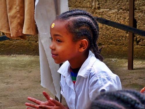 Nesanet, Mercy Home, Ethiopia