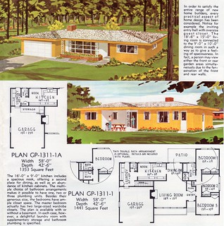 1962 Georgia Pacific Modern Home