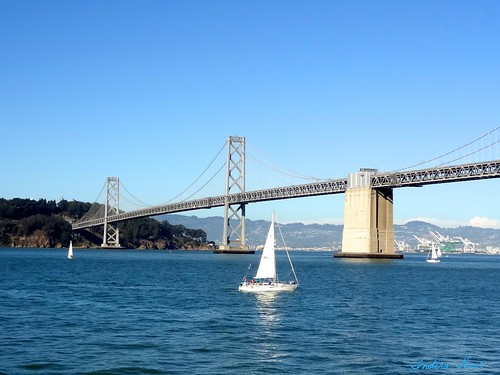 Bay Bridge, SFO
