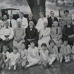 Peffer-Wise Family Gathering, 1929