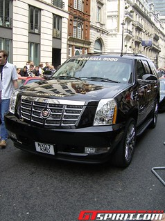 Cadillac Escalade - Team 34 - Team Ireland