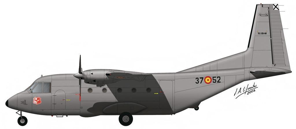 CASA C-212 Ala 37 EdA