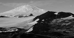 Mount Erebus and Crater Hill