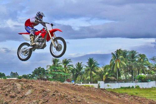 The dirt bike kid.