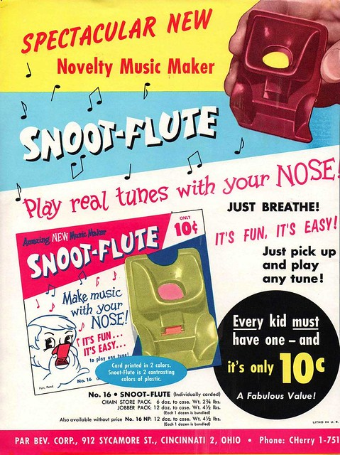 Snoot-Flute ... Just Breathe!