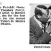Actor Stepin' Fetchit (Lincoln Perry) Remarries Bernice Sims in Tulsa - Jet Magazine November 1, 1951