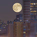 Jul 9, 2009 - Full moon over 96th St.