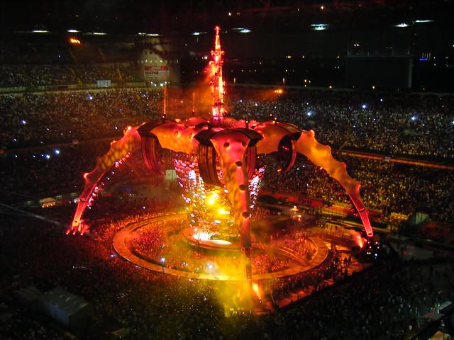 U2 360 Tour @Milano 07/07/09