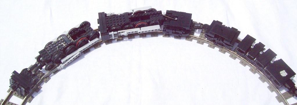 Lego Big Boy Mechanicals