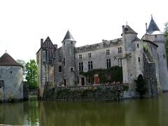 2009.06 AQUITAINE - Château de la Brède