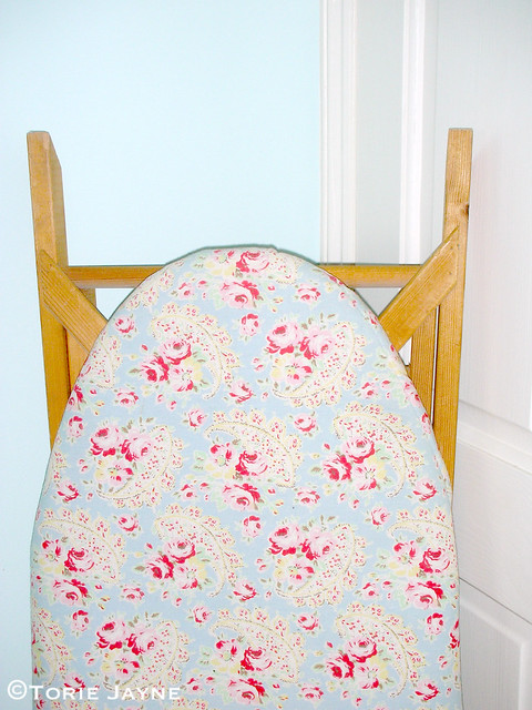Pretty Ironing board